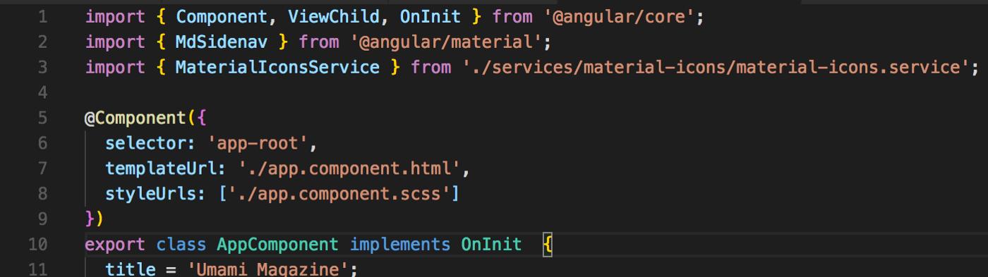 Стан CSS в Angular